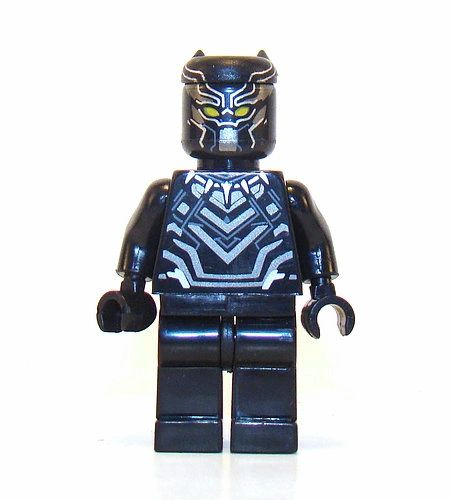 Superhero - Black Panther