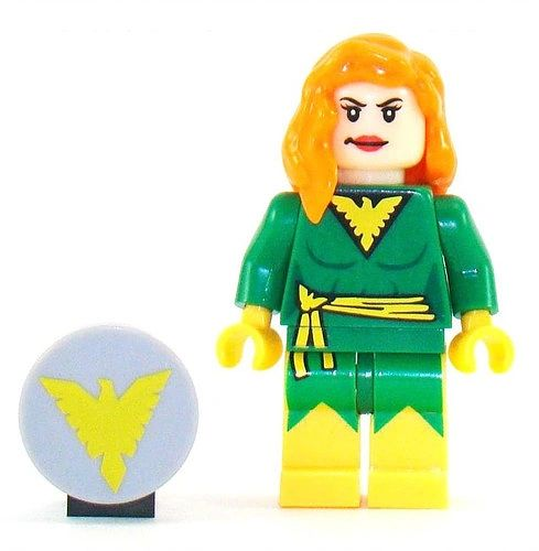 Superhero - Phoenix