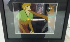Scooby Doo - Original Production Cel