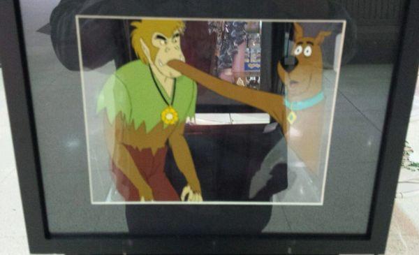 Scooby Doo - Original Production Cel