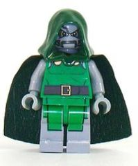 Superhero - Dr. Doom