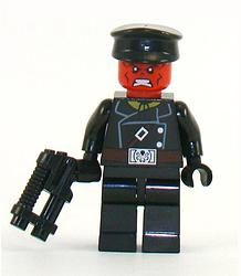 Superhero - Red Skull