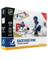 Oyo Sportstoys Tampa Bay Lightning Backyard Rink Set
