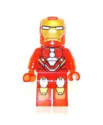 Superhero - Iron Man - Clear