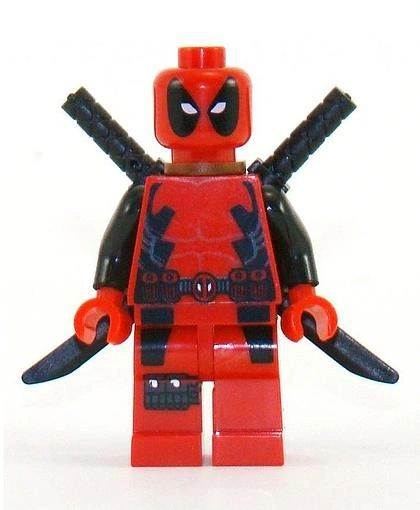 Superhero - Deadpool