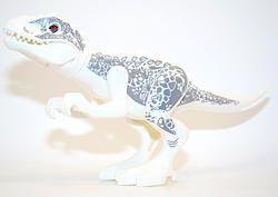 Jurassic World - Diabolus Rex Minifig