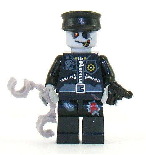 Zombie - Police Officer