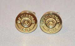 Remington STS Nitro 12 Gauge Shotgun Shell Bullet Cufflinks Highly Polished With Gift Box Shotgun Shell Cufflinks