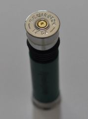 Remington 12 Gauge Shotgun Shell Bullet Bottle Stopper Wine Bottle Stopper With Shotgun Shell Stand Custom Made