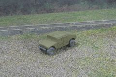 M1025 HMMWV Armorment Carrier