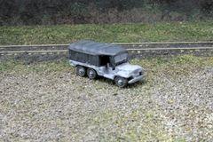 US Navy 1 1/2 Ton 6x6 Cargo Truck, Dodge WC63