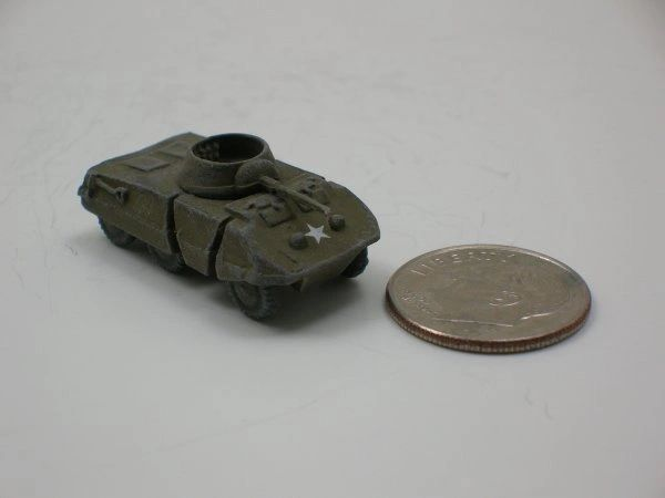 US Army M8 Greyhound Armored Reconaissance Car