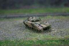 US Army M2 Bradley Armored Personnel Carrier, Woodland Camouflage