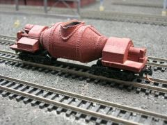 N Scale 150 Ton Bottle Car