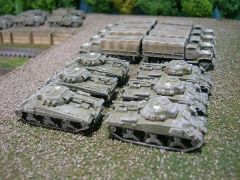 US Army M4 Sherman Medium Tank (Welded Hull)