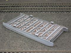 1950s - 1970s HO Scale Pit Furnace Cover