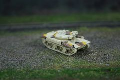 US Army M551 Sheridan Armored Reconaissance/Airborne Assault Vehicle, Desert Camouflage