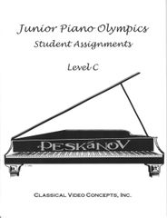 Piano Olympics Student Assignments Level C