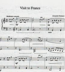 Visit to France (e-Print)