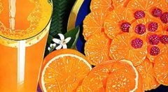 Sunkist Orange Rag - Sunshine Suite