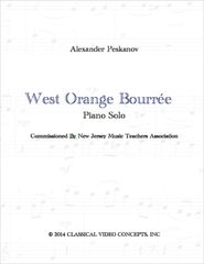 West Orange Bourrée
