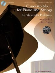Concerto No. 1 for Piano and Strings (Arranged for 2 Pianos)