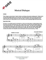 Musical Dialogue (e-Print)