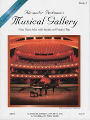 Peskanov's Musical Gallery: Book 3 (Later Elementary)