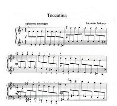 Toccatina (e-Print)