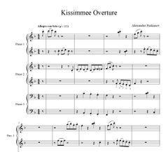 Kissimmee Overture (e-Print) - Sunshine Suite