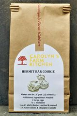 Hermit Bar Cookie Mix