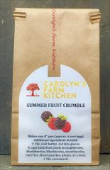 Summer Fruit Crumble Mix