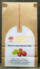 Shortcake Biscuit Mix