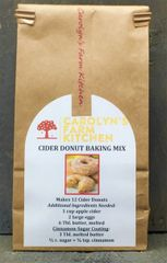 Apple Cider Donut Baking Mix