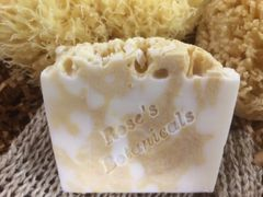 Guest Sea sponge Goats milk Soap