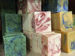 Hand milled Olive Oil Herbal Soaps