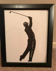 Silhouette-Golfer-Male-Personalized