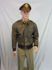 "WWII Uniform of Colonel William S. Pocock ""Wild Bill"" CBI Group - ORIGINAL RARE -"