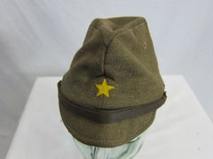 WWII Japanese Field or Garrison Cap - ORIGINAL -