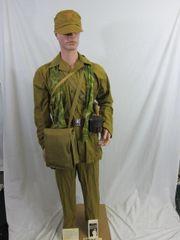 Vietnam War - North Vietnam Army Officer Uniform Group - ORIGINAL -