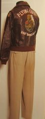 """WWII B24 Bomber Pilot Uniform worn by the famus """"Flying Circus-King of the Heavies"""" -ORIGINAL RARE - SOLD"""