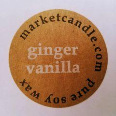 ginger vanilla