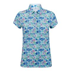 Daily Sports Ladies Inez Cap Sleeve Polo Shirt - 843/152