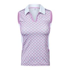 Daily Sports Ladies Prizzie Sleeveless Ladies Golf Polo Shirt - 843/118
