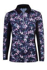 Daily Sports Ladies Mirelle Long Sleeve Polo Shirt - 863/126