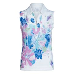 Daily Sports Ladies Signe Sleeveless Polo Shirt - 843/158