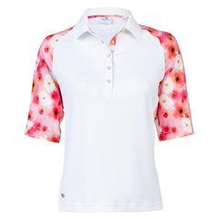 Daily Sports Ladies Tori Half Sleeve Polo Shirt - 943/121