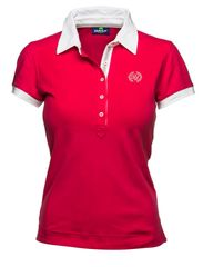 Daily Sports Ladies Myra Cap Sleeve Cotton Mix Polo Shirt - 543/108