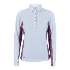 Daily Sports Ladies Court Long Sleeved Polo Shirt - 843/127