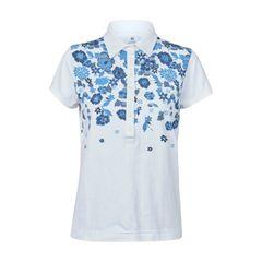 Daily Sports Ladies Harper Cap Sleeve ladies Golf Polo Shirt - 843/145
